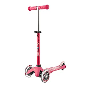 Micro Mini Deluxe Kick Scooter (Pink)
