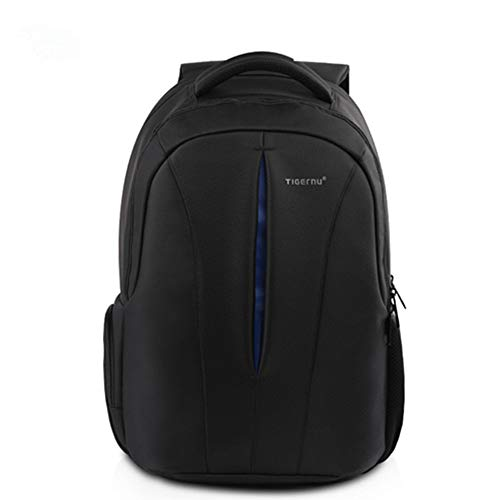 KOPACK Laptop Backpack Computer Travel Bag Anti Theft Water Resistant 15.6 Inch Black