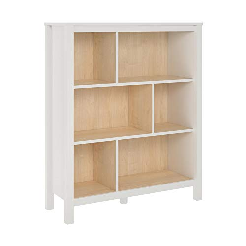 Scandinavian Natural - Novogratz 5777219COM Addison Bookcase, Natural
