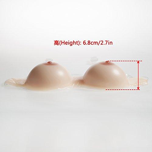 Del Le Per Con Reggiseno Trasdonne Mastectomia Qwe Seno Della Silicone Individui Di Transessuale Realistico Cosplay Skintone Inserti Forme Protesi Tatto Crossdressers gzWq805P