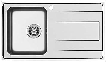 Schock Wave D100 Lavello Cucina Wavd100sx Left Version Amazon Ca Tools Home Improvement