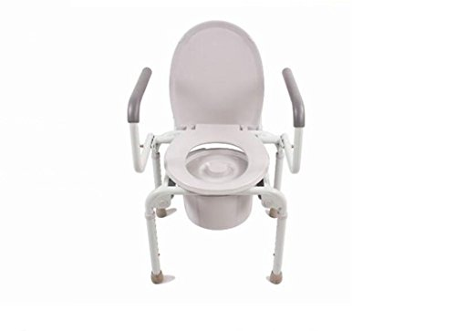 WENBO HOME- Pregnant Women With Disabilities Seated Chair In Steel Tube Chair Toilet Home from Bathroom Accessories
