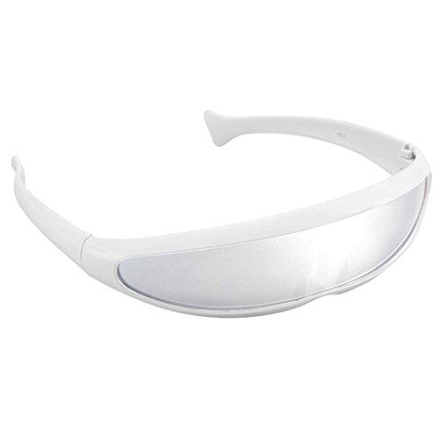 Eshion Fishing Sunglasses X-Men Style Fish Eye Casual Sunglasses