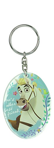 Disney Tangled - Maximus - Lucite Key Ring Key Accessory