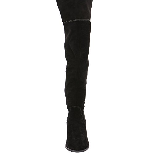 Tamaris1-1-25575-37/001 - botas clásicas Mujer negro