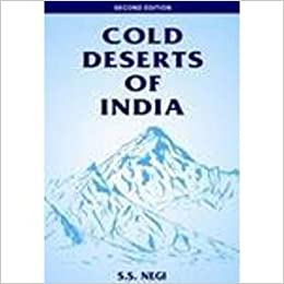 Buy Cold Deserts Of India Book Online At Low Prices In India Cold