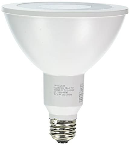 SYLVANIA Smart+ On/Off/Dim Reflector Bulb, 120W Equivalent PAR38, Soft White 2700K, Works with Amazon Alexa, 73889 (Formerly (Sylvania 2700k Led)