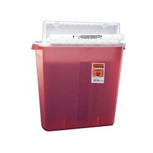 4 gallon sharps container - 7