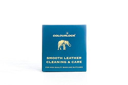 Colourlock Detergente e balsamo per borse in pelle–kit ideale per pulire, lucidare e proteggere borse da postino e a tracolla