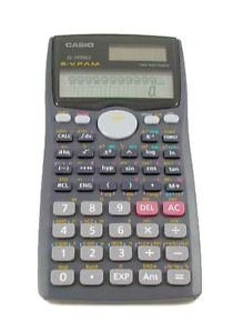 Casio FX-991MS Scientific Calculator Fx 991 MS - New & Sealed In Box Ships to WorldWide