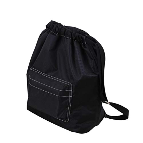 Wet Black Swim and EUzeo Dry Pool Waterproof Backpack Separation Drawstring Swimming FB5wwvqY