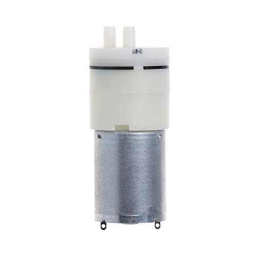 Youngy DC 3V Micro 370B Air Pump Electric Vacuum Pump Mini Pumping Booster for Medical - Miniature Vacuum Pump