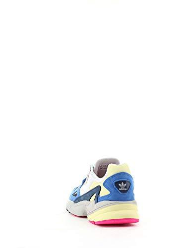 Falcon Ftwbla 0 da Ftwbla Donna Azul Scarpe Fitness W Bianco adidas gwq14d7g