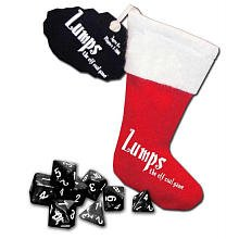 Lumps The Elf Coal Game by Continuum Games