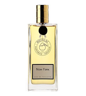 - NEW-YORK By Parfums De Nicolai, Eau De Toilette Spray, 3.4 oz