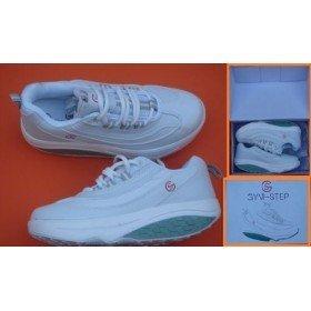 Zapatillas adelgazantes terapeuticas GYM-STEP tipo Fitness Step ...