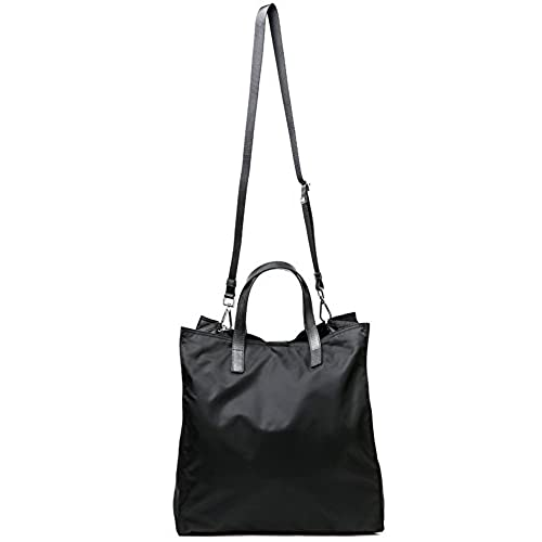 62f01227e84 Wiberlux Prada Men s Inverted Triangle Logo Two-Way Carry Bag outlet