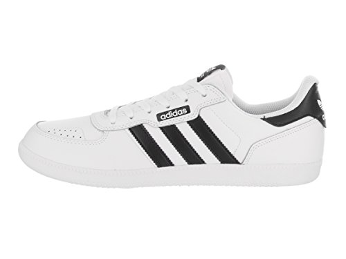 Adidas Originals Mens Leonero Calzature Sneaker Moda Bianco / Interno Nero / Bluebird