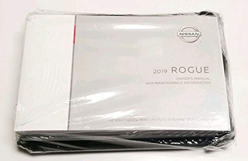 2019 Nissan Rogue Owners Manual - Owners Manual Nissan
