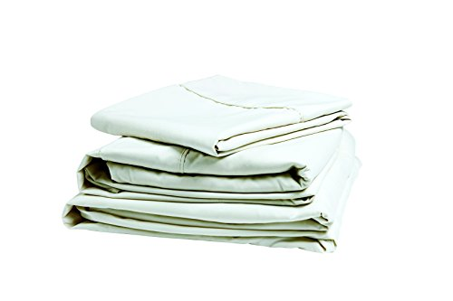 Price comparison product image Denver 343503 RV Short Queen Size Sateen Sheet Set White