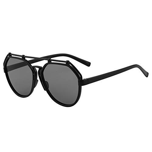 redondas personalidad huecas de sol sol de gafas NIFG Gafas personalidad RtwqncFC
