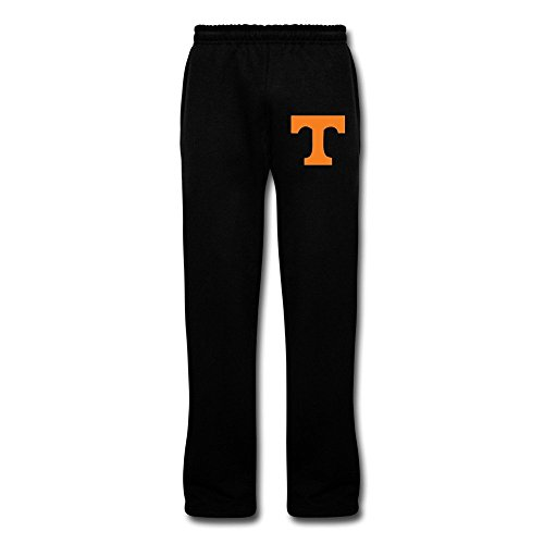 Dalymz Man NCAA Tennessee Volunteers Logo Pant Design Cool XXL Black