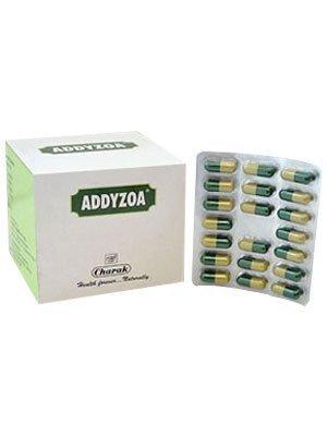 Charak Addyzoa Capsules 20 by Charak