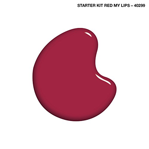Sally Hansen Salon Pro Gel Starter Kit, Red My Lips by Sally Hansen (Image #8)