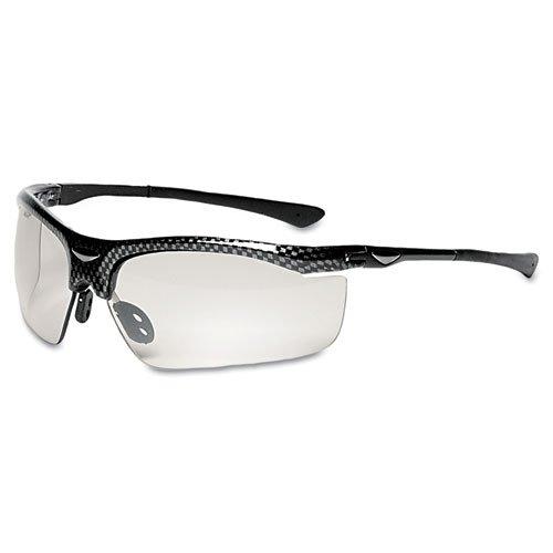 SmartLens Safety Glasses, Photochromatic Lens, Black Frame, Sold as 1 Each