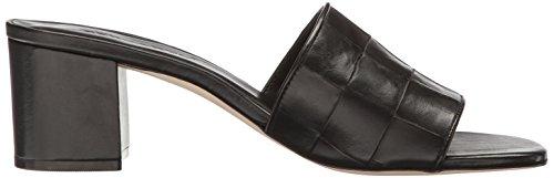 Bernardo Women's Bridget Slide Sandal Black Glove 0H37J1X