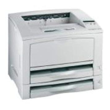 Lexmark W812dtn - Impresora láser (PCL 6, Postscript 3, PPDS ...