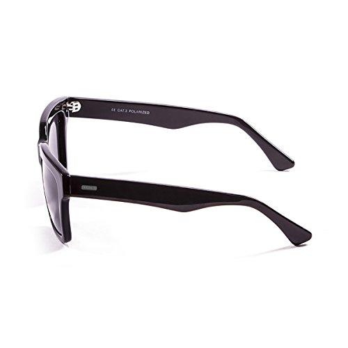 Paloalto Sunglasses P63000.2 Lunette de Soleil Mixte Adulte, Noir