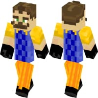 Hello Skins for Minecraft