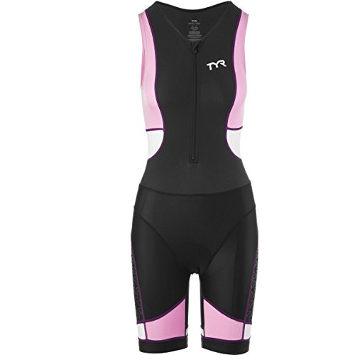 TYR Womens Competitor Trisuit Zipper product image