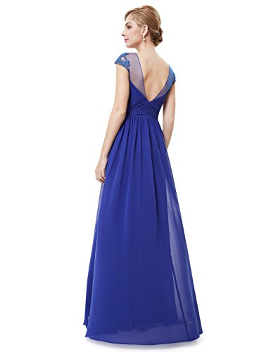 Ever-Pretty HE08438SB06 - Vestido para mujer Sapphire Blue