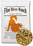 Flint River Ranch Senior Plus Dog Food with Glucosamine and Chondroitin 20 lbs, My Pet Supplies