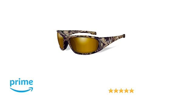 Amazon.com: Wiley X CCBOS12 Boss Climate Control Sunglasses, Black: Sports & Outdoors