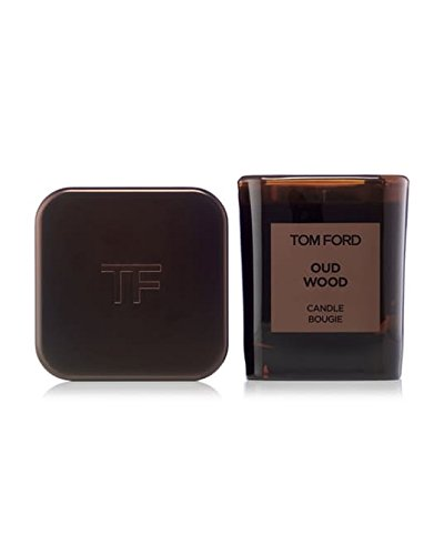 Price comparison product image TOM FORD OUD WOOD SCENTED CANDLE 2.25 INCHES WITH COVER