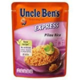 Uncle Ben's Express Pilau Rice 250G