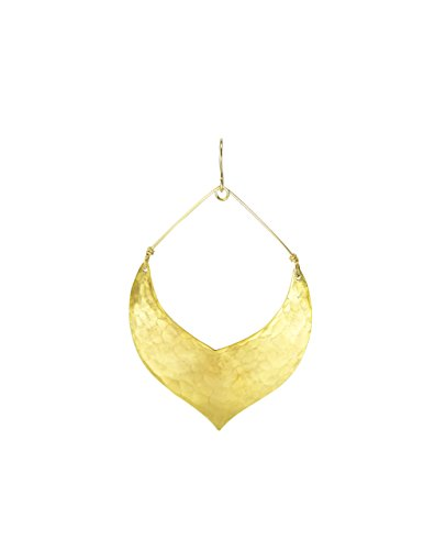 Lotus Moroccan Earring by Robin Haley Design