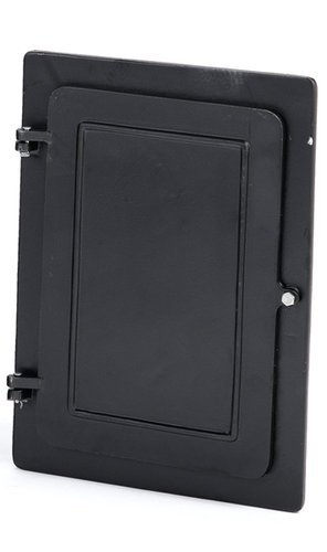 12 Cleanout Door (LYEMANCE 09702 8 in. x 12 in. Lyemance Cast-aluminum Clean-out Door)