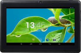 Datawind Ubislate 7W Tablet 7 inch, 4  GB,Wi Fi Only  Black Computers   Accessories