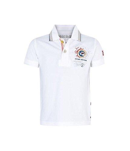 Blanc Napapijri shirt Napapijri T T shirt Garçon Garçon Blanc Napapijri qO4WwpaU