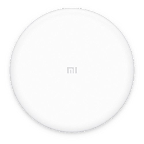 Xiaomi MI Wireless Charger - 10W MAX Qi Standard Fast Charge (White)