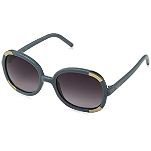Chloè Kids' CE3603S 405 51 Sunglasses, Denim