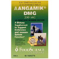FOOD SCIENCE LABS AANGAMIK (DMG),250 MG, 90 (Dmg 90 Tablets)