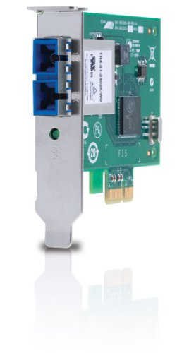 ALLIED TELESIS - Network Adapter - PCI Express X1 - Gigabit Ethernet (AT-2911SX/SC-901) by Allied Telesis