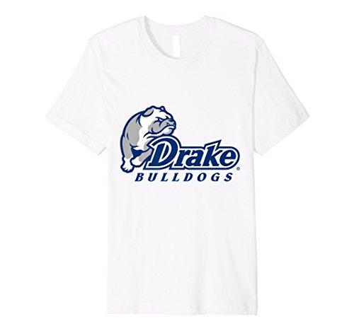 Drake University Bulldogs T-Shirt PPDRU01 ()