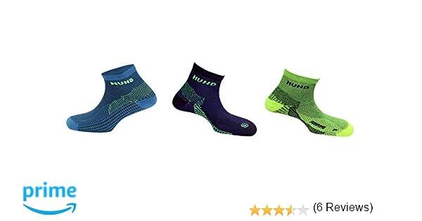 Mund Socks Pack Running: 3 Calcetines antibacterias, terapéuticos, con Estructura semicompresiva y los pies diferenciados: Amazon.es: Deportes y aire libre