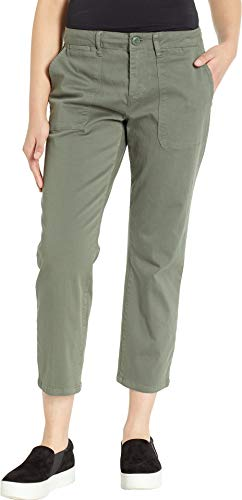 Sanctuary Women's Peace Crop Chino Pants Peace Green 31 25 from Sanctuary Clothing